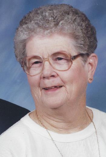 Dora Mae Crowell