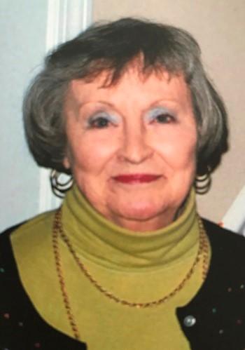 Patricia Joan Strain